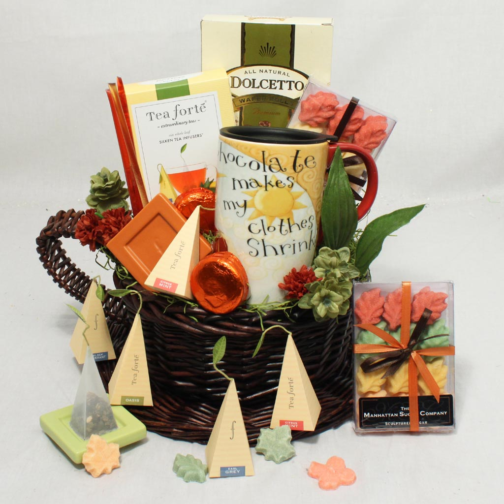 Assorted Tea Gift Baskets
