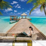 Beach Wall Murals Removable