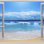 Beach Wall Murals Wallpaper