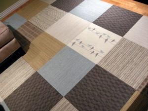 colors berber carpet tiles with padding