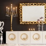 Big Decorative Wall Mirrors