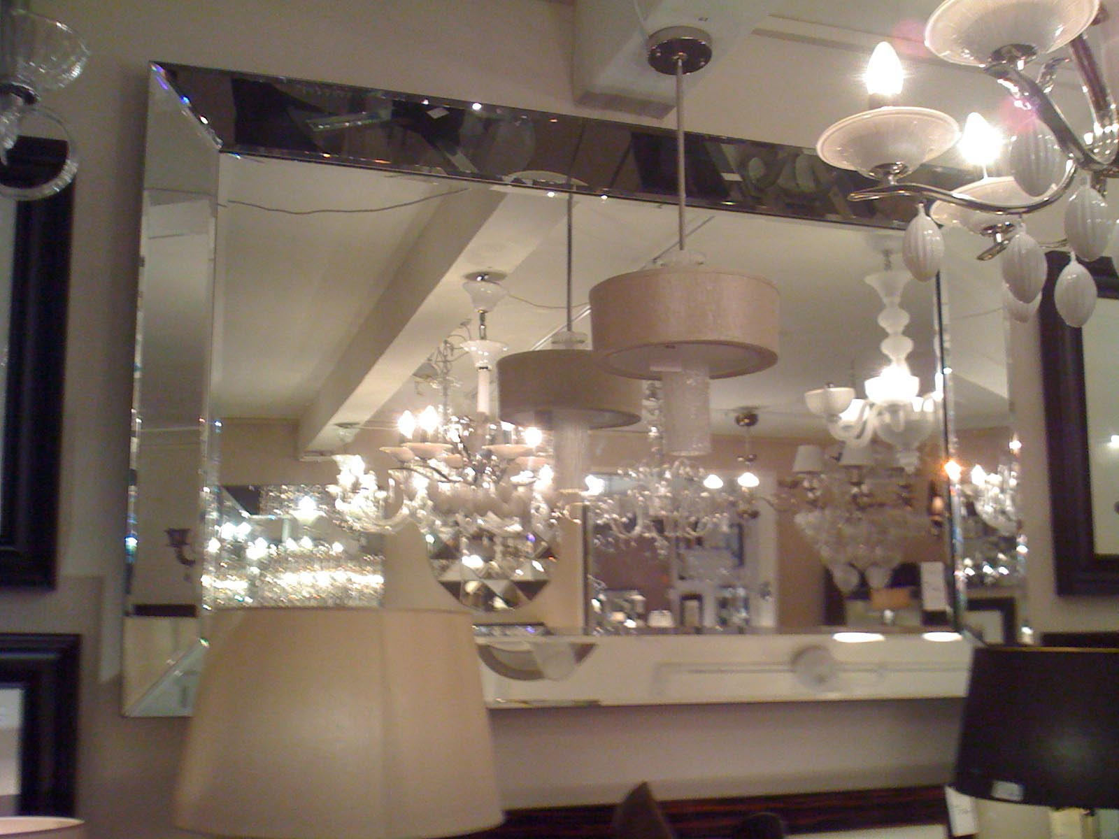 Big mirrors for wall best decor things - Decoratie dressing ...