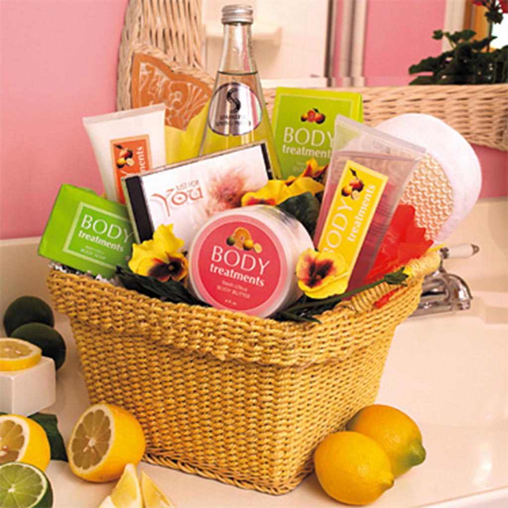 Bliss Spa Gift Baskets