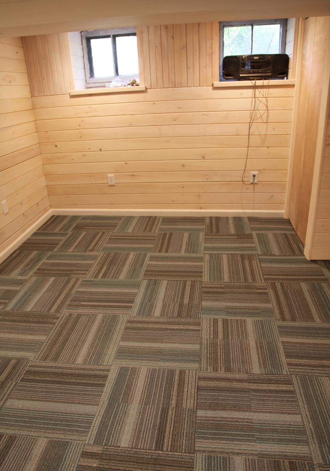 Carpet for a Basement