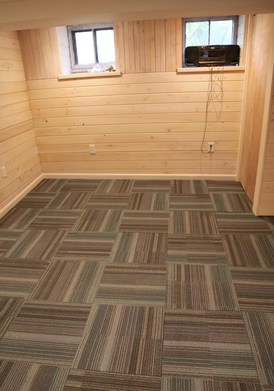 Carpet for a Basement