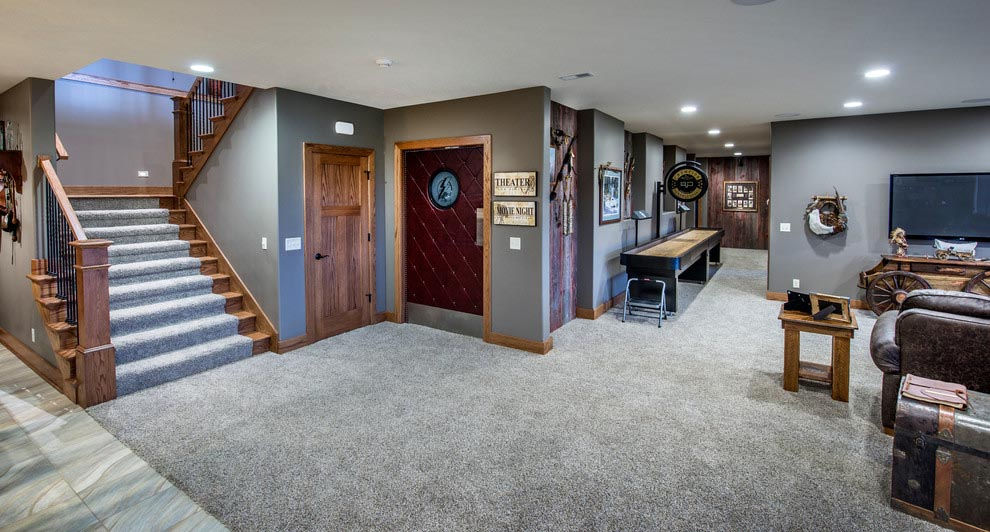 Carpet Pad for Basement