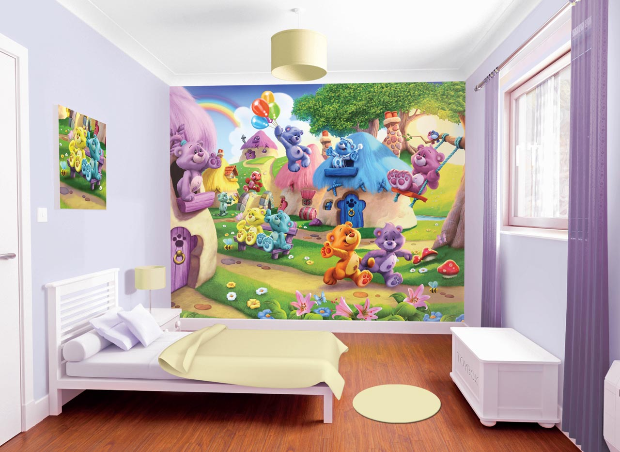 Childrens Bedroom Murals