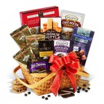 Chocolate Candy Gift Baskets