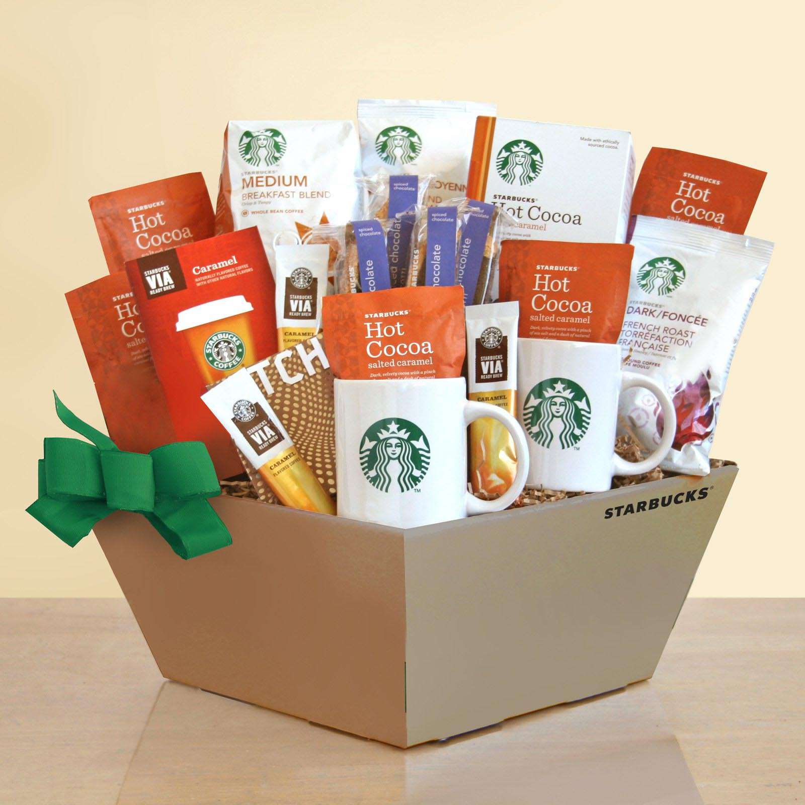 Coffee Tea Gift Baskets
