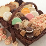 Cookie Candy Gift Baskets