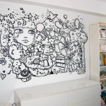 Cool Bedroom Murals