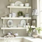 Decorative Kitchen Wall Shelves