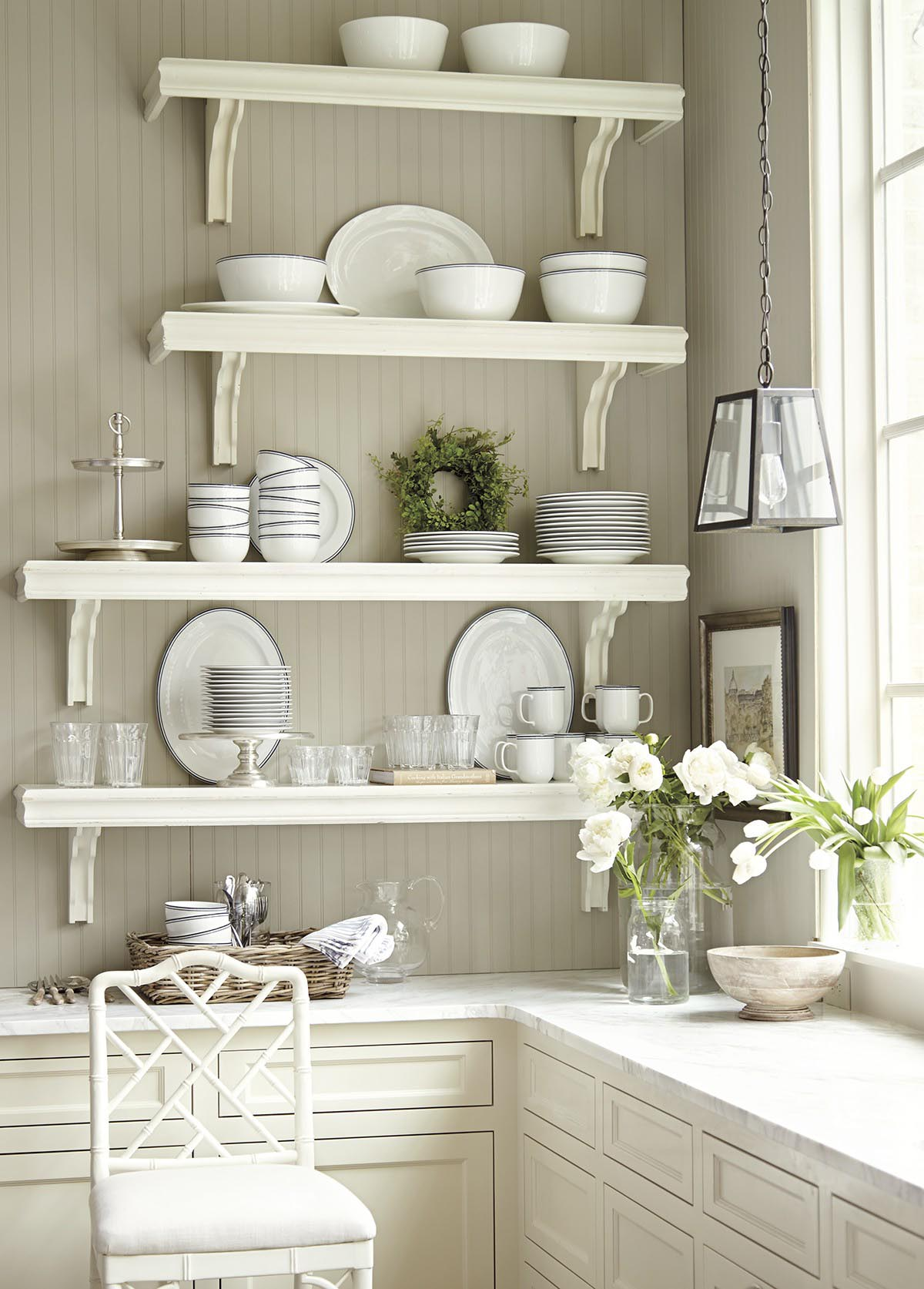 Decorative Wall Shelves For The Kitchen : Decorative kitchen wall shelves best decor things