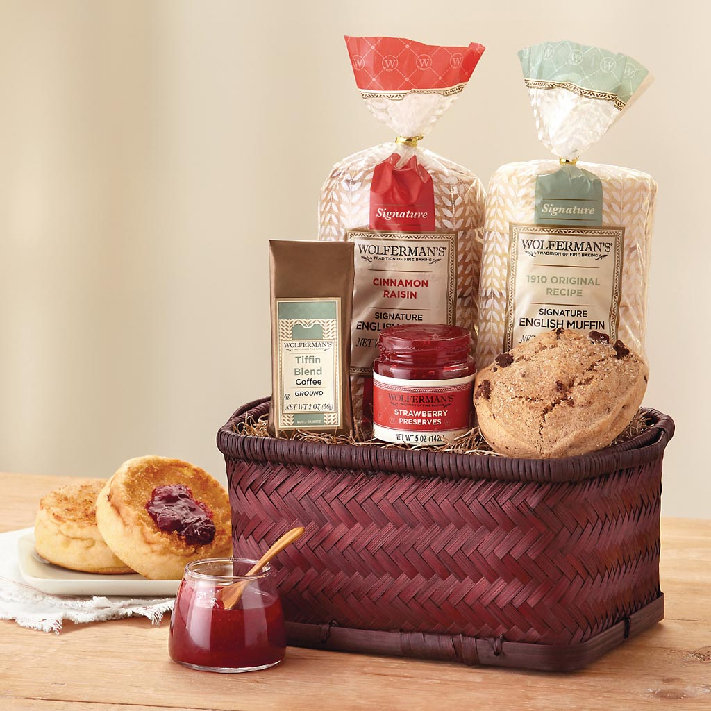 English Tea Gift Baskets