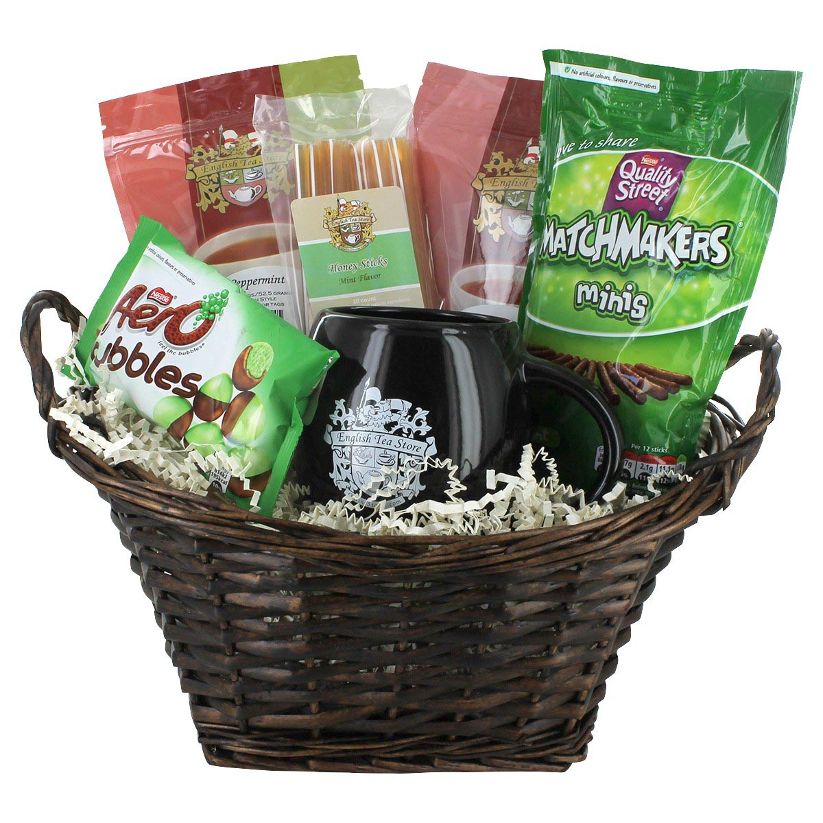 Green Tea Gift Baskets