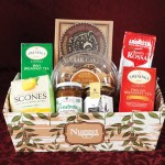 Holiday Tea Gift Baskets