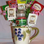 Hot Tea Gift Baskets
