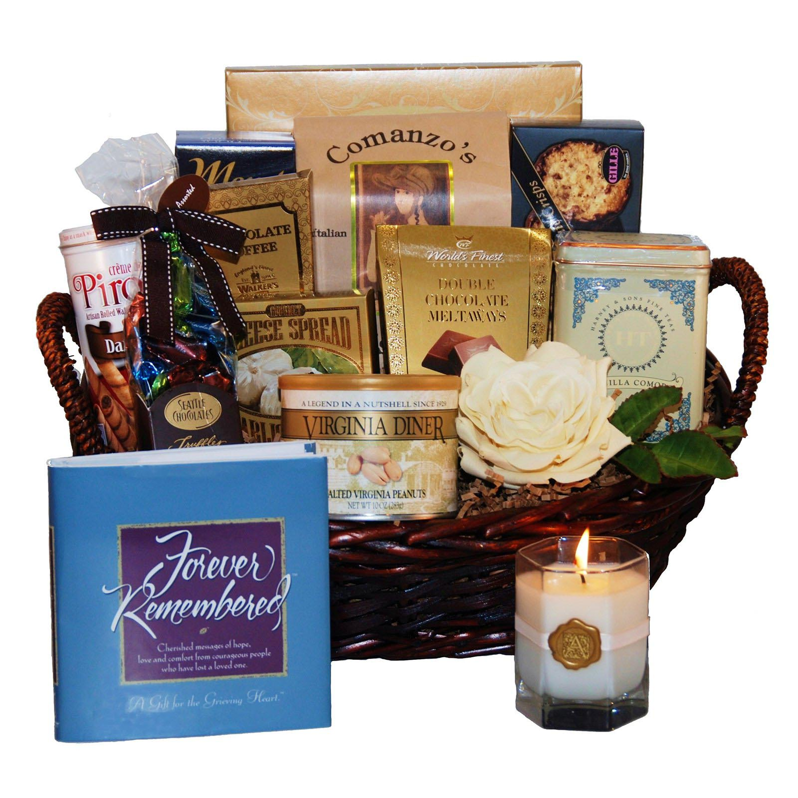 Irish Tea Gift Baskets