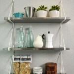 Kitchen Shelves Wall Mounted