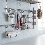 Kitchen Wall Storage Shelves