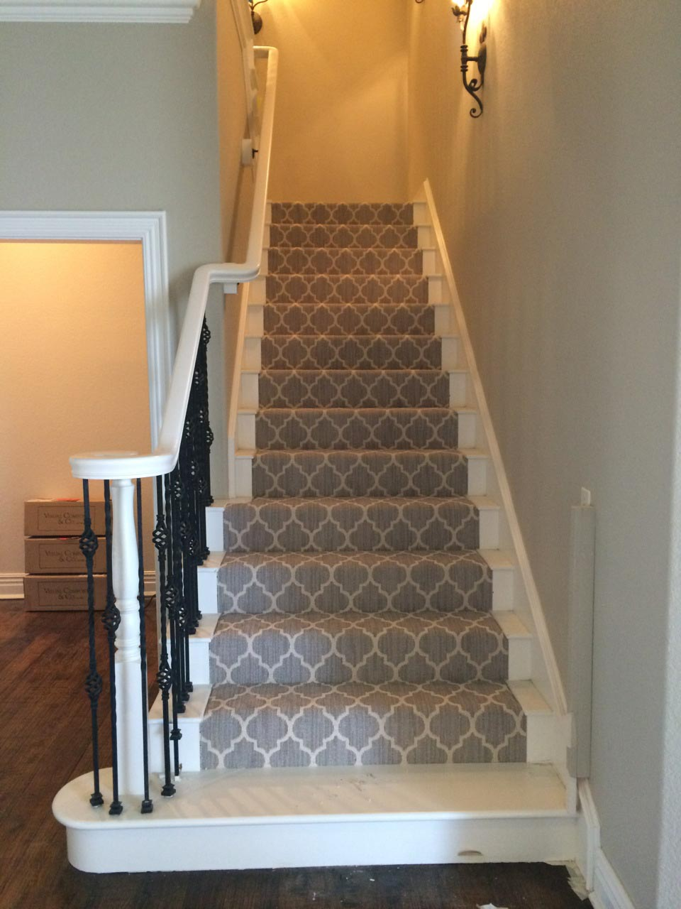 Narrow Stair Carpet Runners