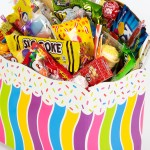 Retro Candy Gift Baskets