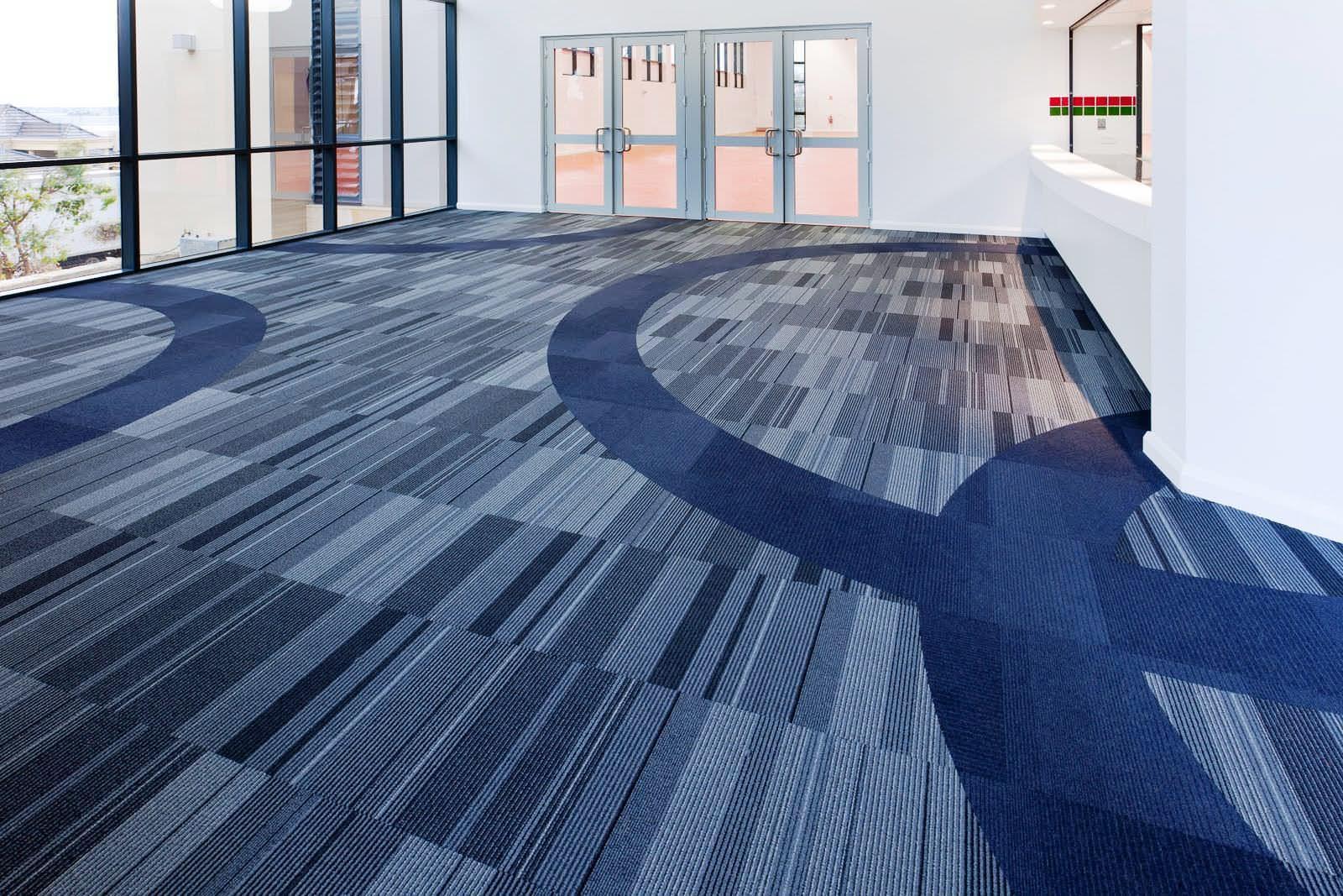 Shaw Berber Carpet Tiles