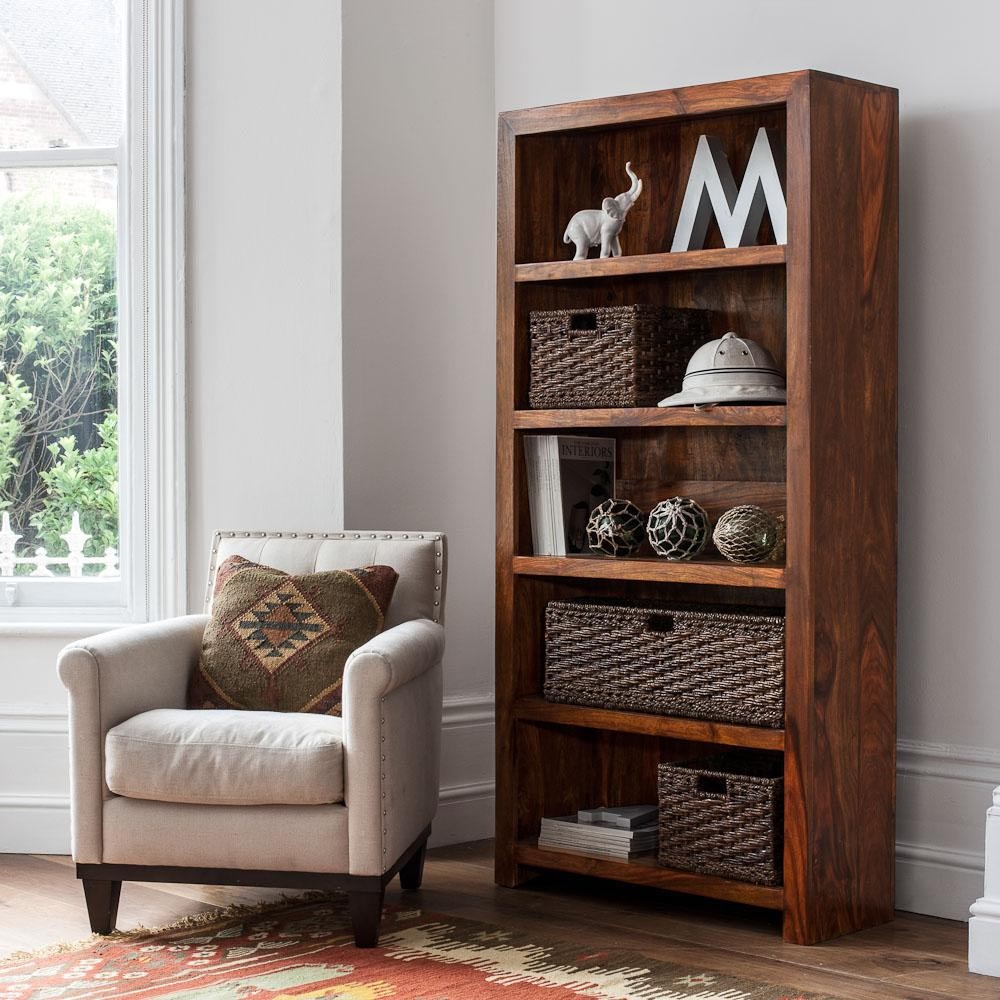 Shelf Unit with Baskets