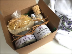 Spa Gift Baskets DIY