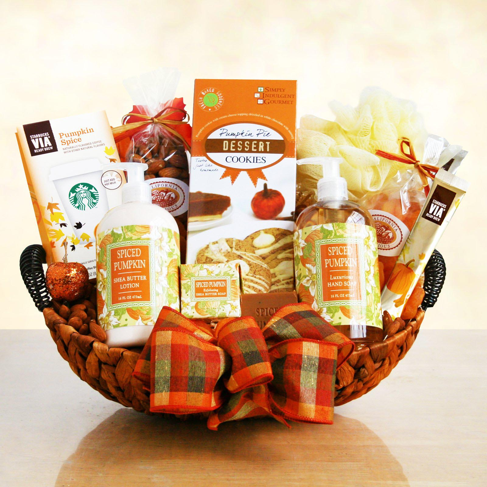 Spa Gift Baskets Women