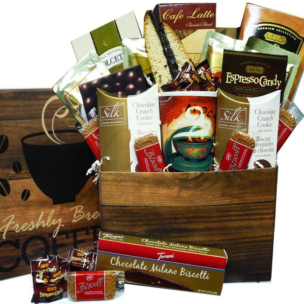 Tea Coffee Gift Baskets