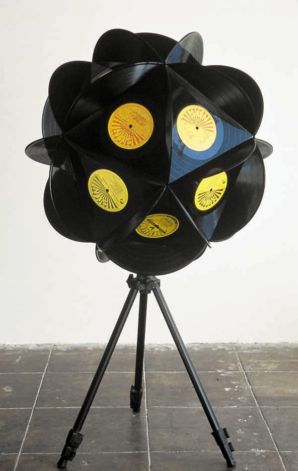The Record Contemporary Art and Vinyl