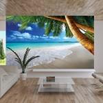 Tropical Beach Wall Murals
