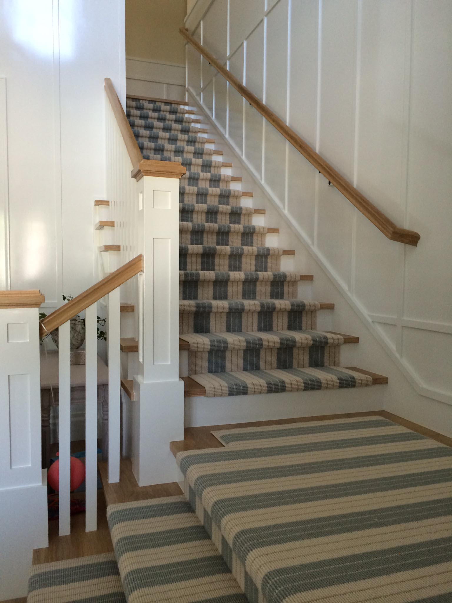 Wool Stair Carpet Runners