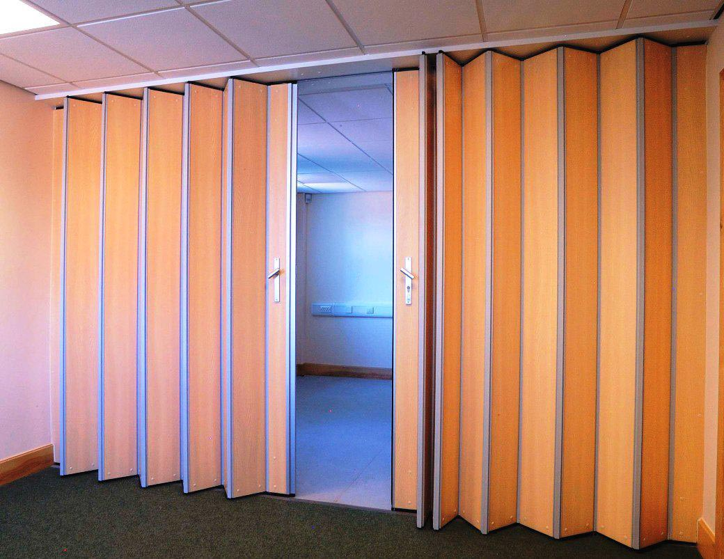 residential accordion room dividers | best decor things
