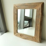 Barn Wood Framed Mirrors