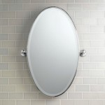 Bathroom Mirrors Oval Shape