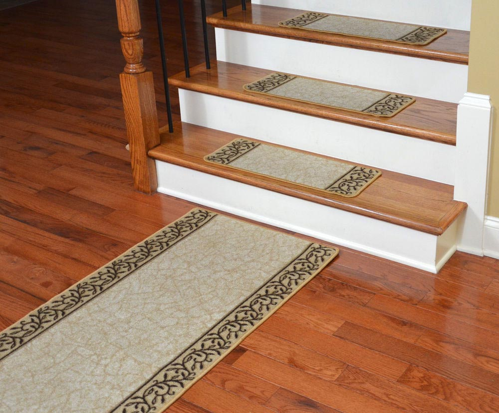 Berber Carpet Stair Treads Best Decor Things