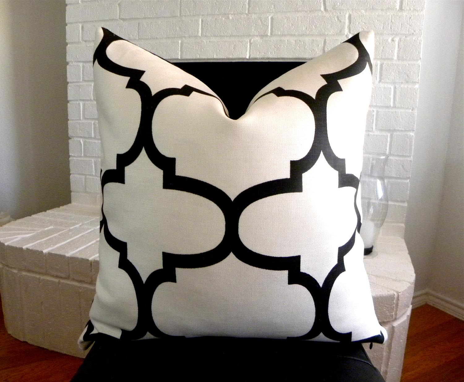 Black And White Pillows Decorative Best Decor Things
