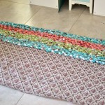 Braided Rag Rug DIY