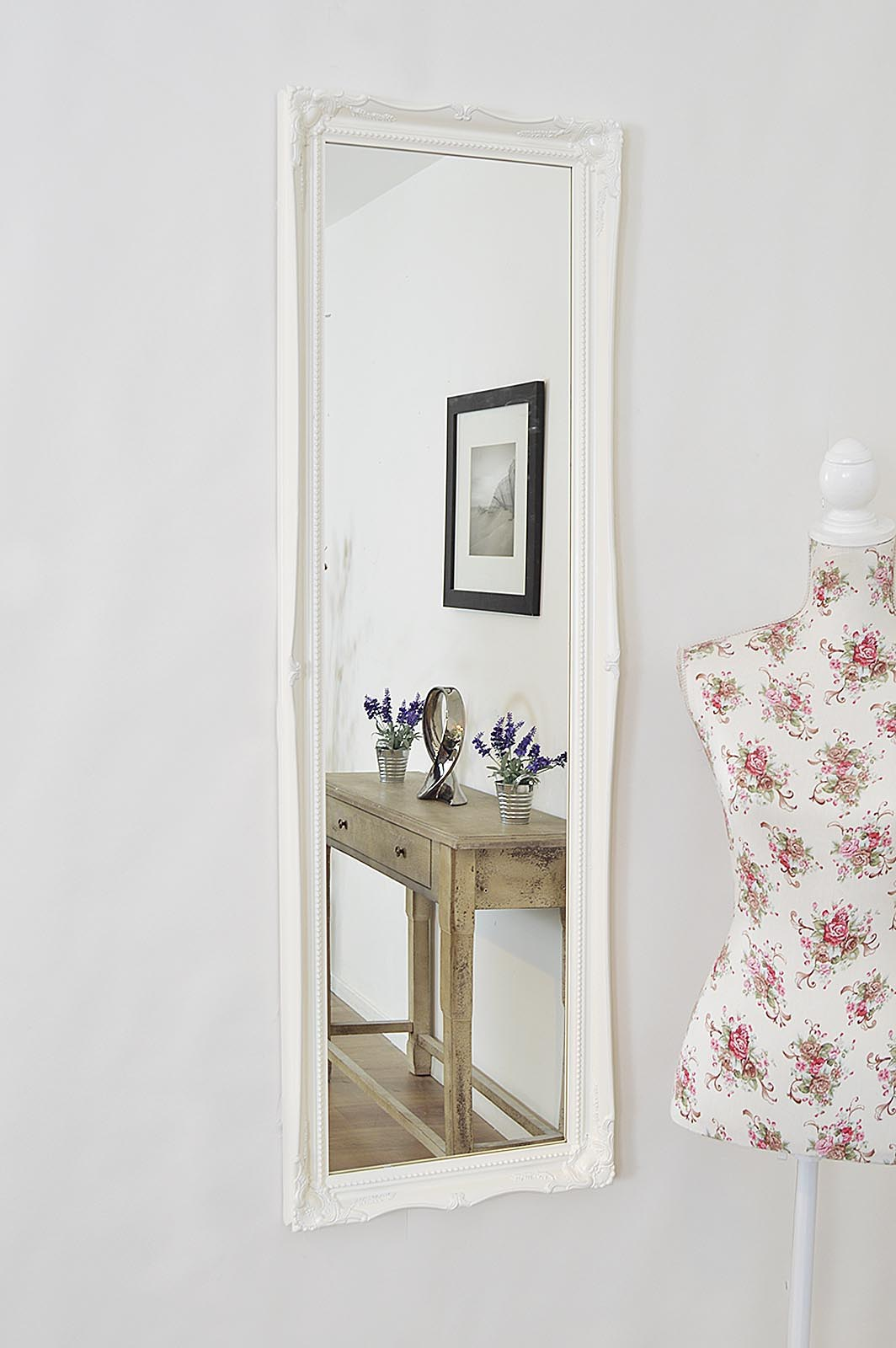 Cheap White Framed Mirrors