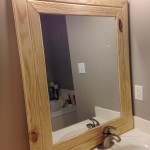 Cheap Wood Framed Mirrors