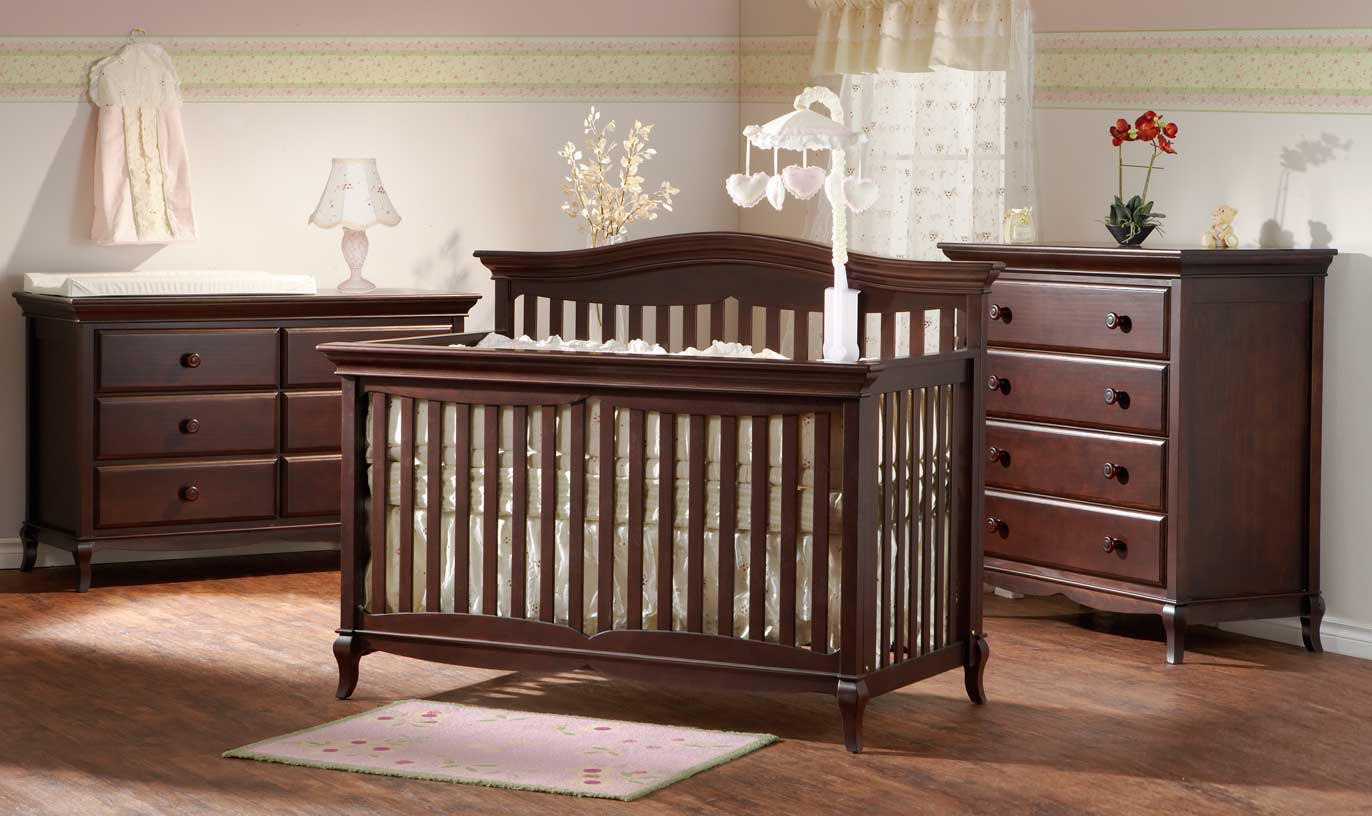 Cherry Wood Nursery Furniture