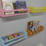 Childrens Wall Book Shelves