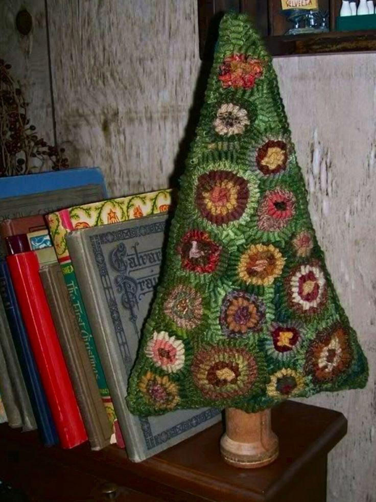 Christmas Rug Hooking Patterns