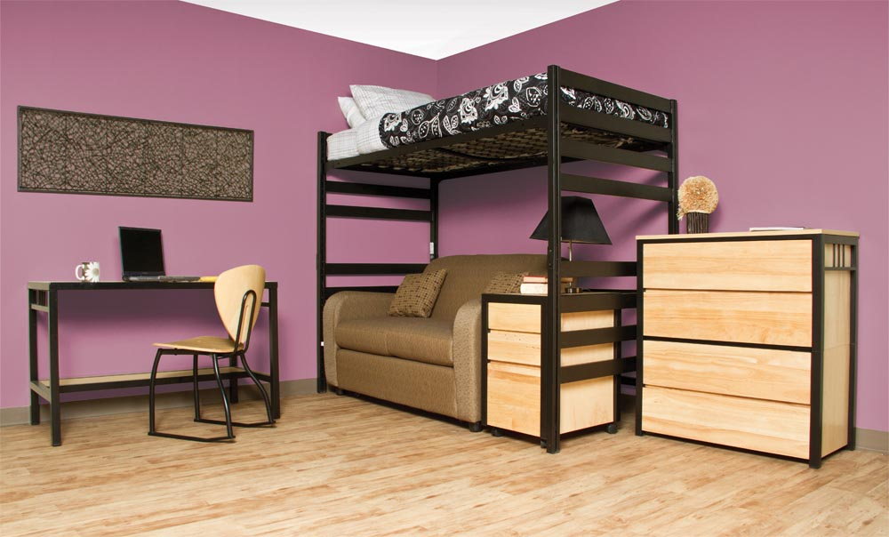 College dorm furniture durable and affordable best for Affordable furniture for college students