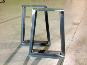 Contemporary Metal Furniture Legs