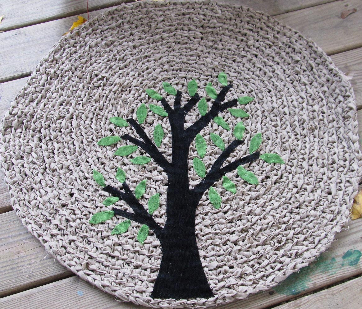 Crochet Rag Rug Pattern