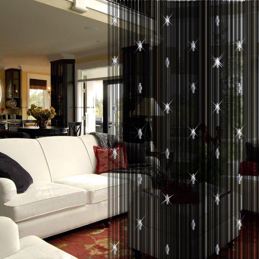 Curtain Style Room Dividers