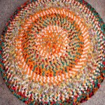 DIY Braided Rag Rug